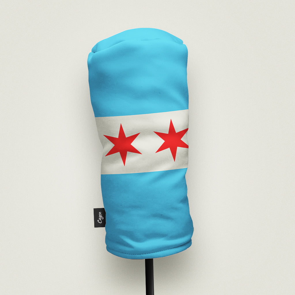 Chicago Driver Headcover