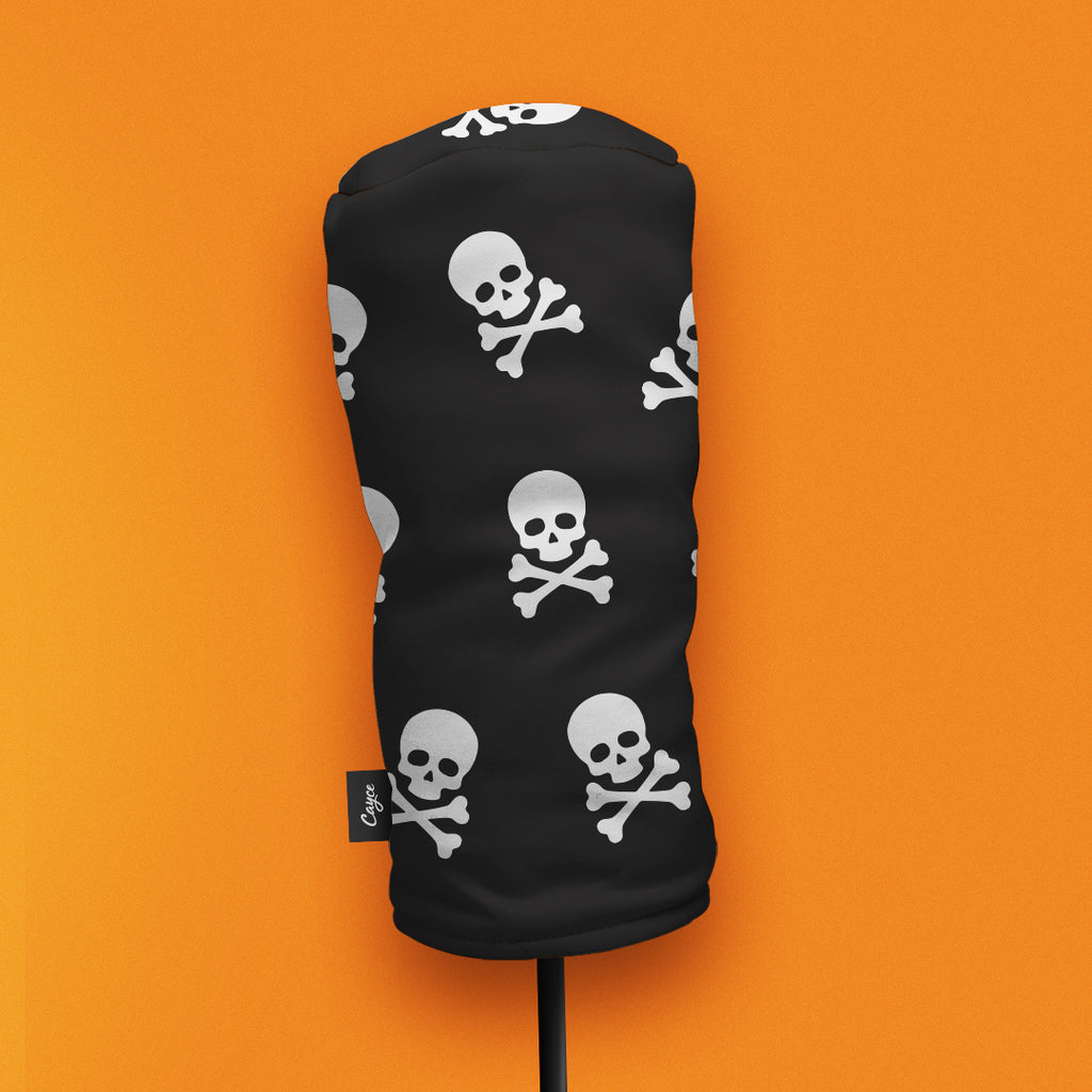 Skull and Crossbones Head Cover DURA+