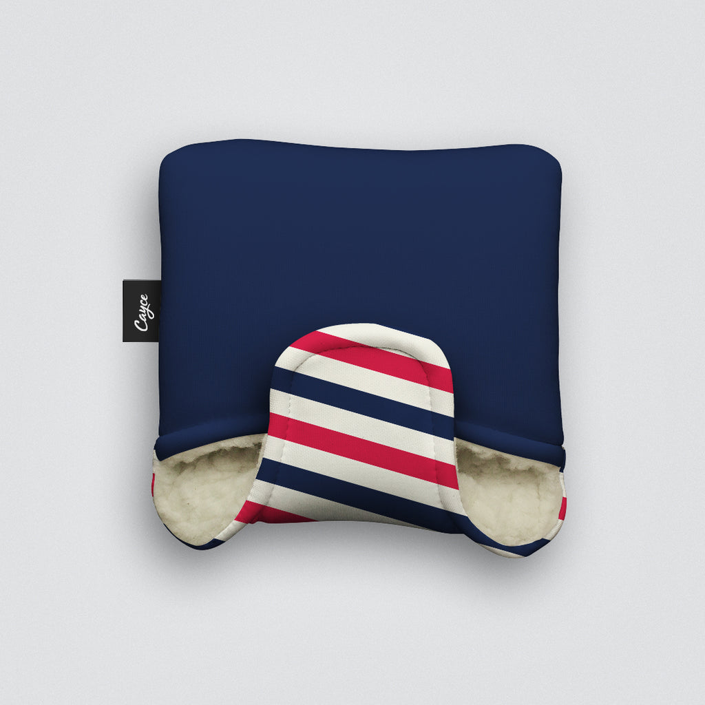 American Barber Pole Mallet Putter Cover [PRE-ORDER SHIPS 10/7]