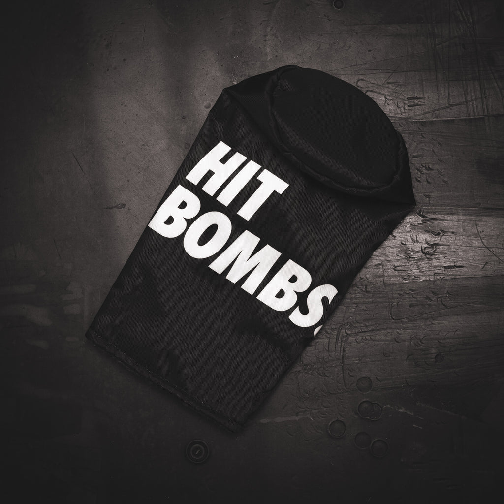 Hit Bombs Driver Headcover (4483072589903)