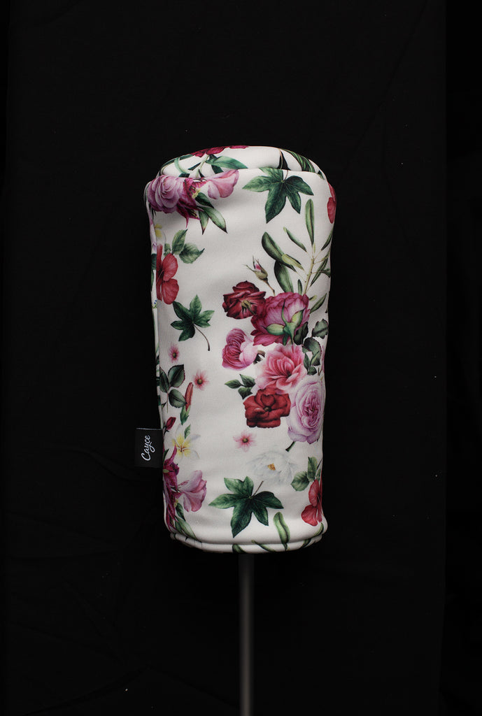 Floral Golf Headcover by Cayce