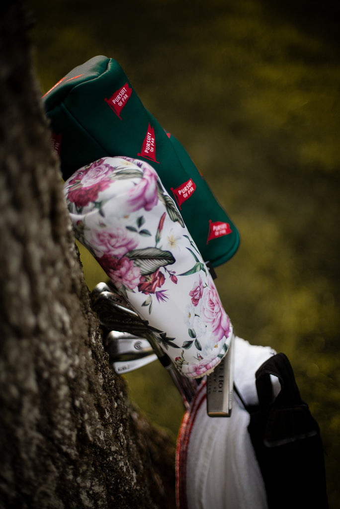 Floral Headcover for Golf  (2503165018191)