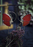 """Imago"" earrings - Sangaris"