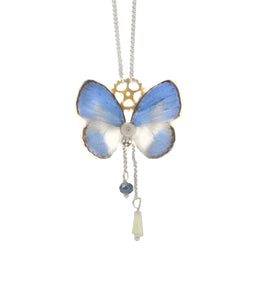 "Necklace ""Aponi"" - Sky"