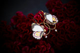 """Minimago"" earrings - Flavistriga"