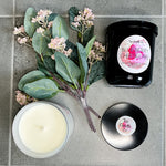 Blueberry Cheesecake | Soy Candle