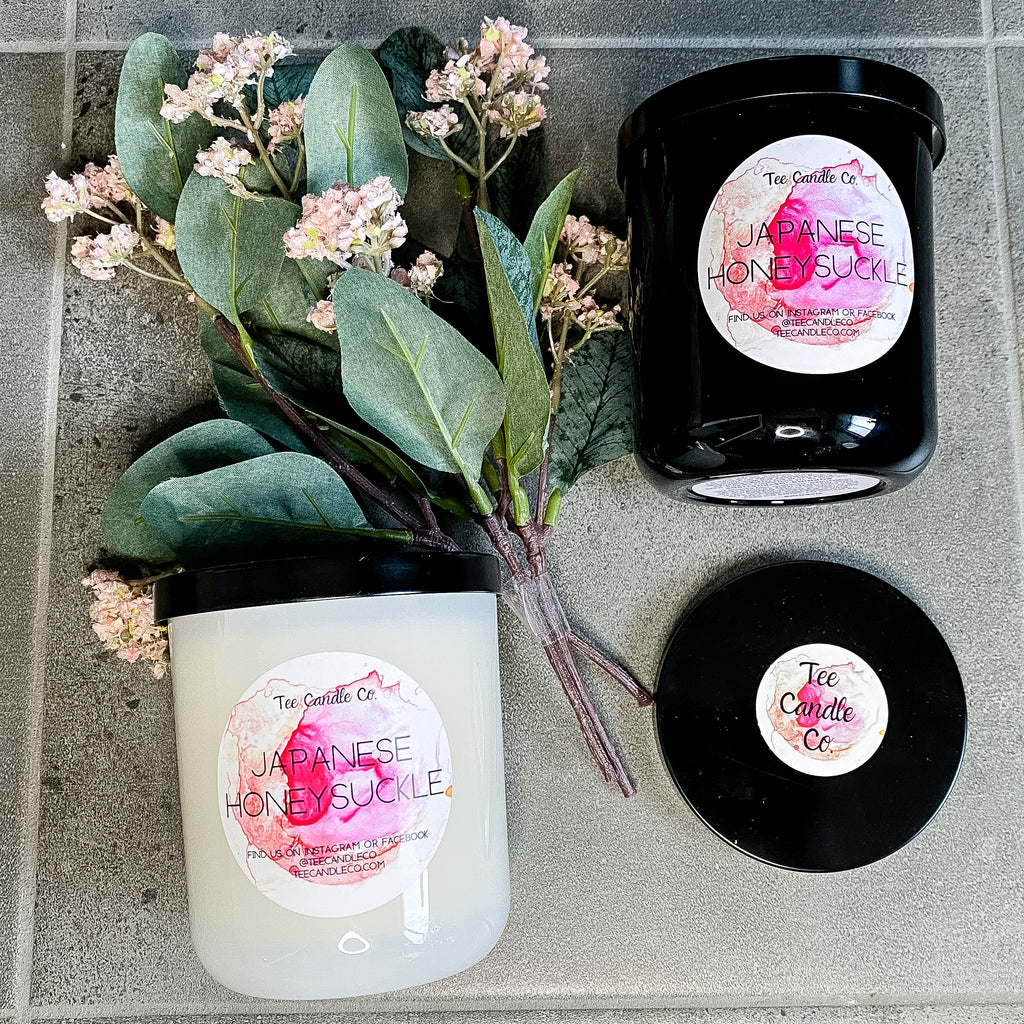 Japanese Honeysuckle | Soy Candle