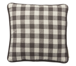 small buffalo check pillow