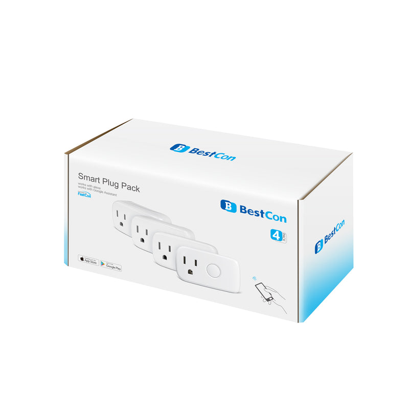 Contacto Inteligente SP4 mini  BestCon 4 Pack - BroadLink México