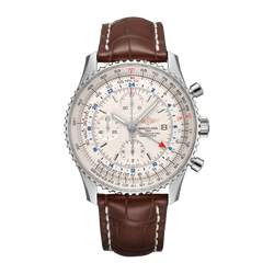 Breitling Watch Navitimer Chronograph GMT 46 A24322121G1P1