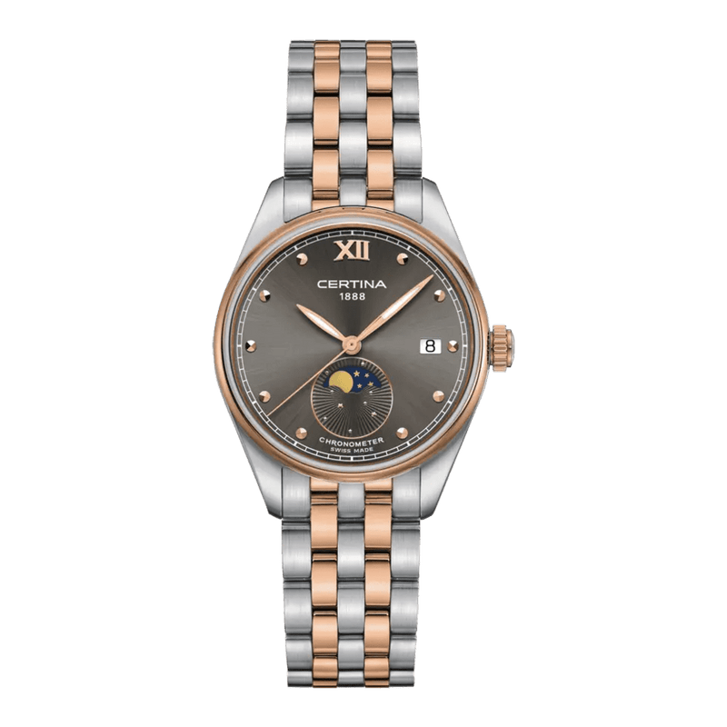 Certina Watch DS-8 Lady Moon Phase C033.257.22.088.00