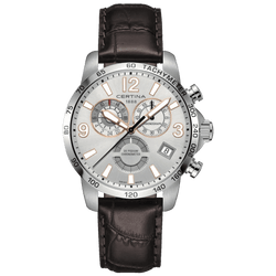 Certina Watch DS Podium Chronograph GMT C034.654.16.037.01