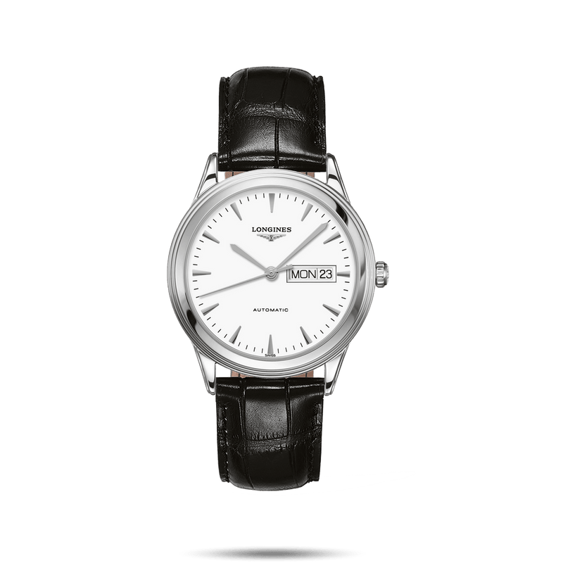 Longines Watch Flagship L4.899.4.12.2