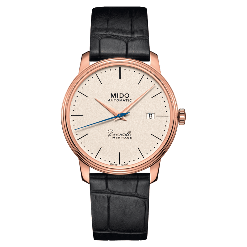 Mido Watch Baroncelli Heritage Gent M027.407.36.260.00