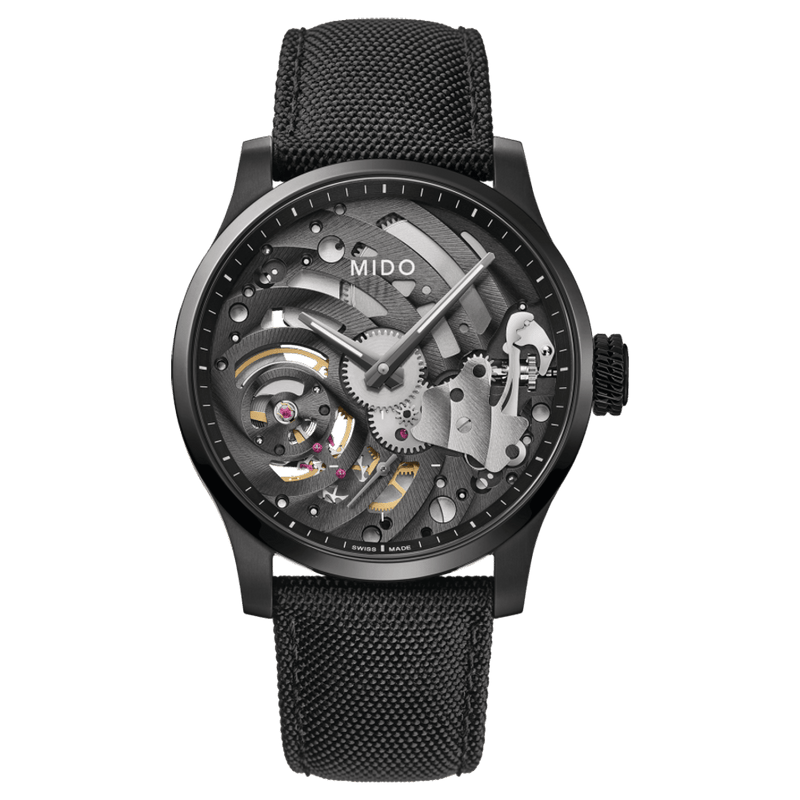 Mido Watch Multifort Mechanical Skeleton Limited Edition M032.605.47.410.00