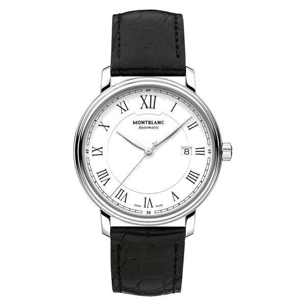Montblanc Watch Montblanc Tradition Automatic Date MB112609