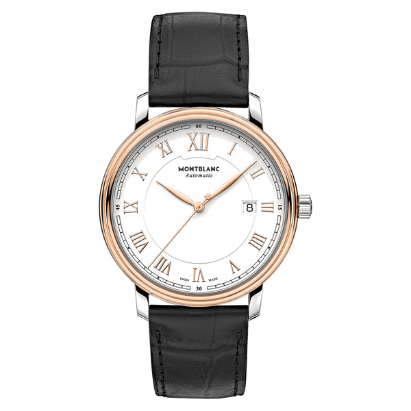 Montblanc Watch Montblanc Tradition Automatic Date MB114336