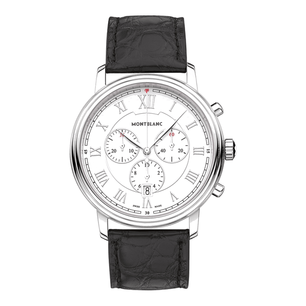 Montblanc Watch Montblanc Tradition Chronograph Quartz MB114339