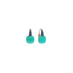 Pomellato Jewellery Earrings Capri POB1040_O7000_000CP