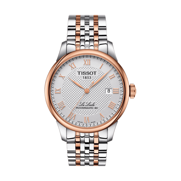 Tissot Watch Tissot Le Locle Powermatic 80 T006.407.22.033.00