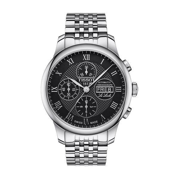 Tissot Watch Tissot Le Locle Valjoux Chronograph T006.414.11.053.00