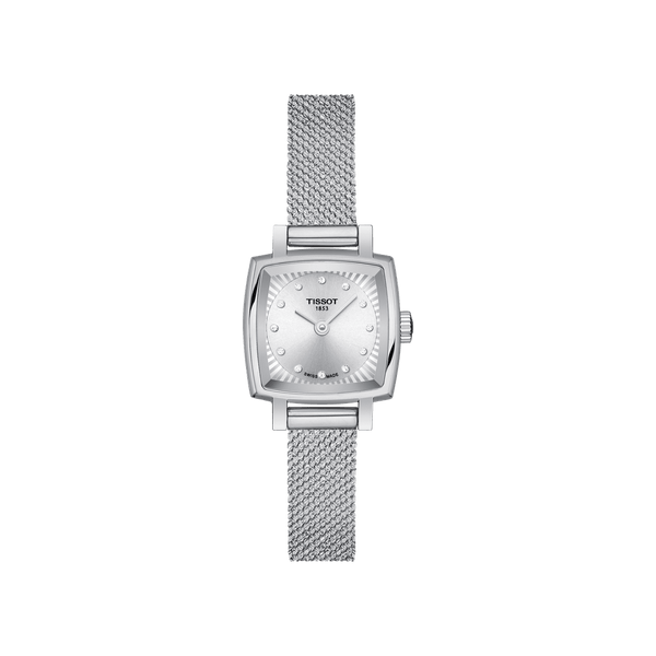 Tissot Watch Tissot Lovely Square T058.109.11.036.00