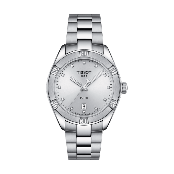 Tissot Watch Tissot Pr 100 Sport Chic T101.910.11.036.00