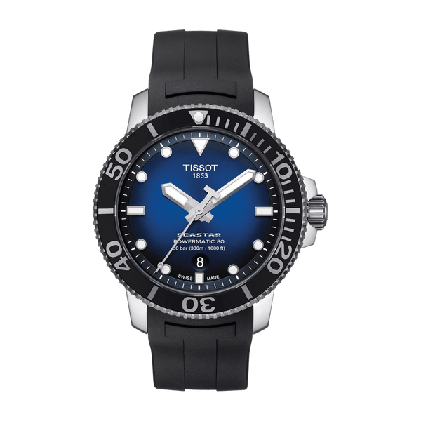 Tissot Watch Tissot Seastar 1000 Powermatic 80 T120.407.17.041.00