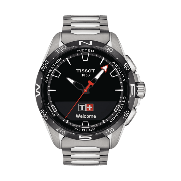 Tissot Watch Tissot T-Touch Connect Solar T121.420.44.051.00