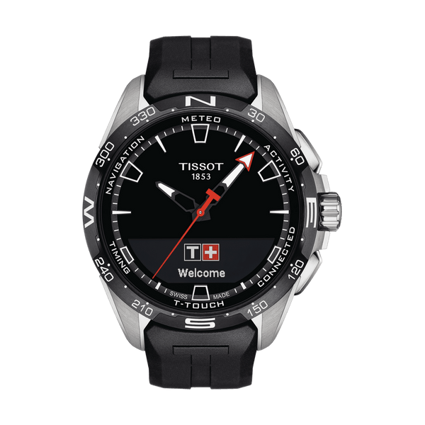 Tissot Watch Tissot T-Touch Connect Solar T121.420.47.051.00