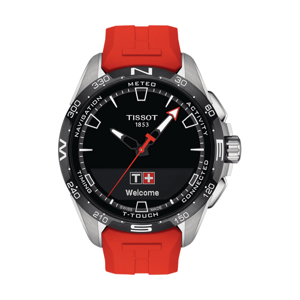 Tissot Watch Tissot T-Touch Connect Solar T121.420.47.051.01