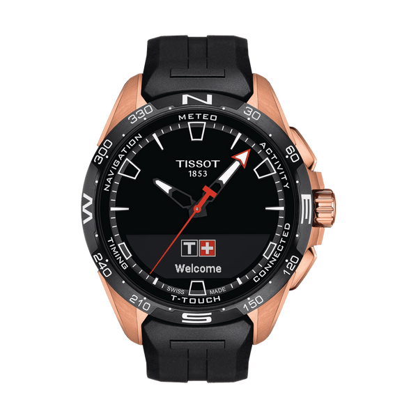 Tissot Watch Tissot T-Touch Connect Solar T121.420.47.051.02