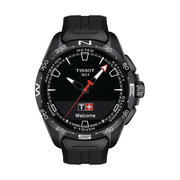 Tissot Watch Tissot T-Touch Connect Solar T121.420.47.051.03