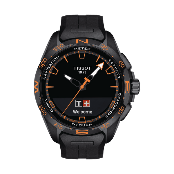 Tissot Watch Tissot T-Touch Connect Solar T121.420.47.051.04