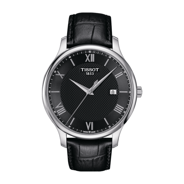 Tissot Watch Tissot Tradition T063.610.16.058.00