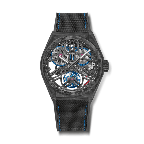 Zenith Watch Defy Fusee Tourbillon 10.9000.4805/78.R916