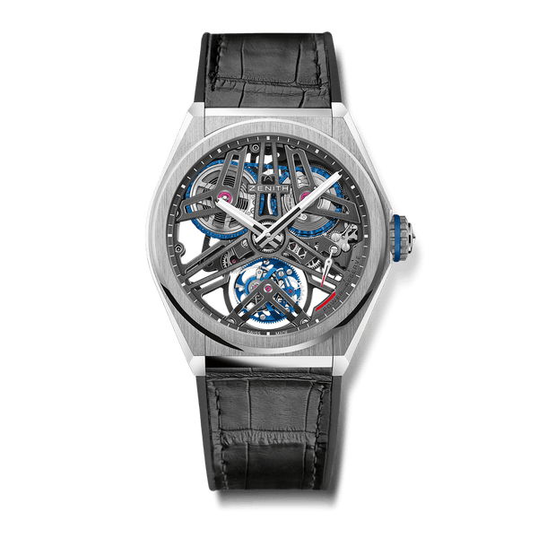 Zenith Watch Defy Fusee Tourbillon 40.9000.4805/75.R582
