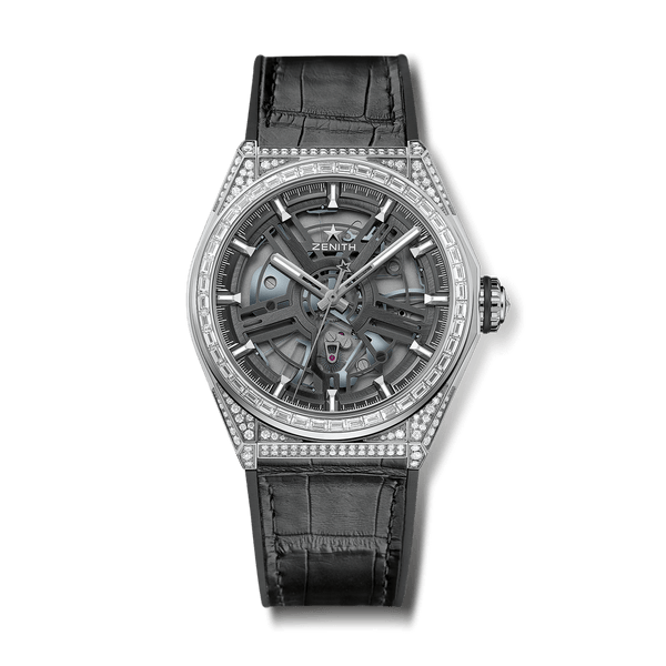 Zenith Watch Defy Inventor Greater China 32.9000.9100/76.R582