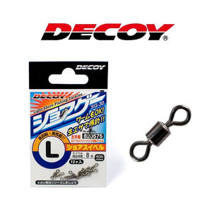 Decoy SG-30 swivels