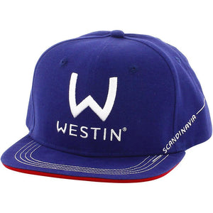 Westin Viking Helmet Snorkel Blue/Poppy Red