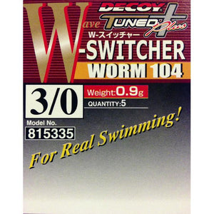 Decoy W-Switcher Worm104