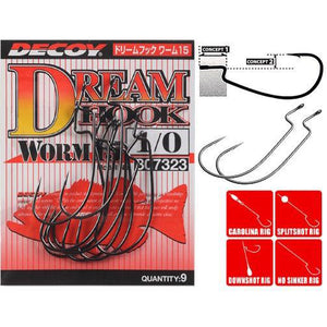 Decoy Dream Hook Worm15