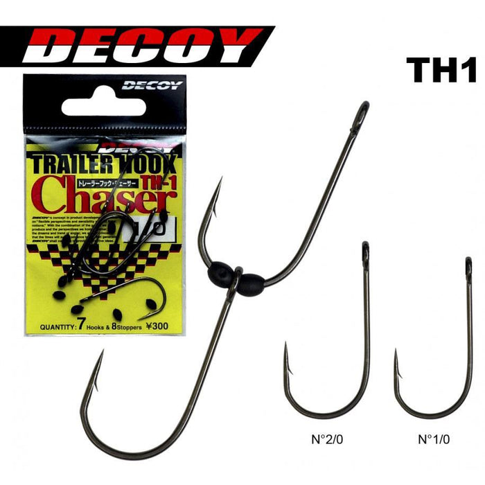 Decoy Trailer Hook Chaser TH-I