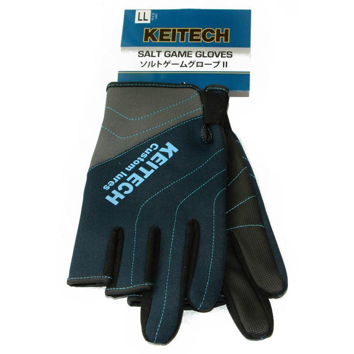 Keitech Salt Game Gloves