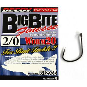 Decoy Big Bite Worm20