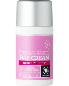 Nordic Birch Day Cream Super moisture - Urtekram