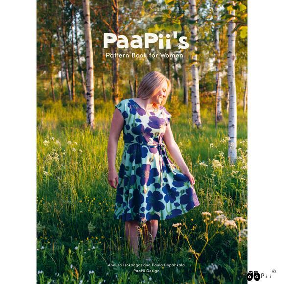 PaaPii's Pattern Book for Women (in het Engels) - Paapii Design