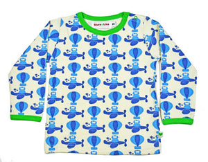 Longsleeve Toy Airplane – Sture & Lisa