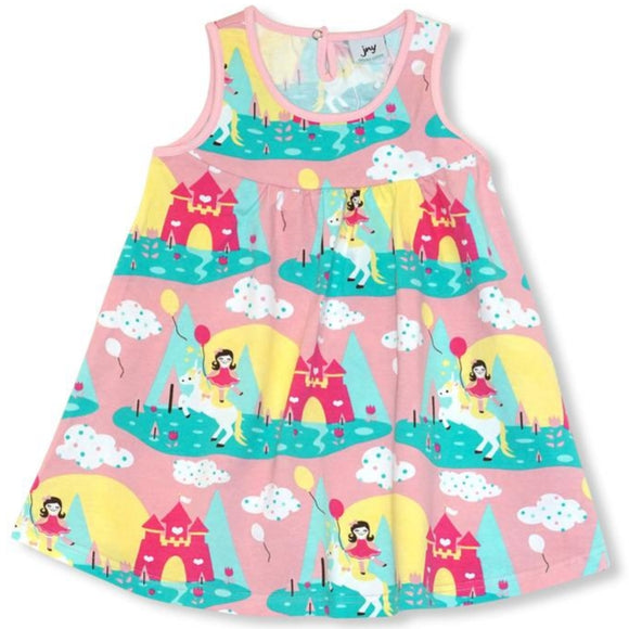 Jurk Unicorn - JNY Kids