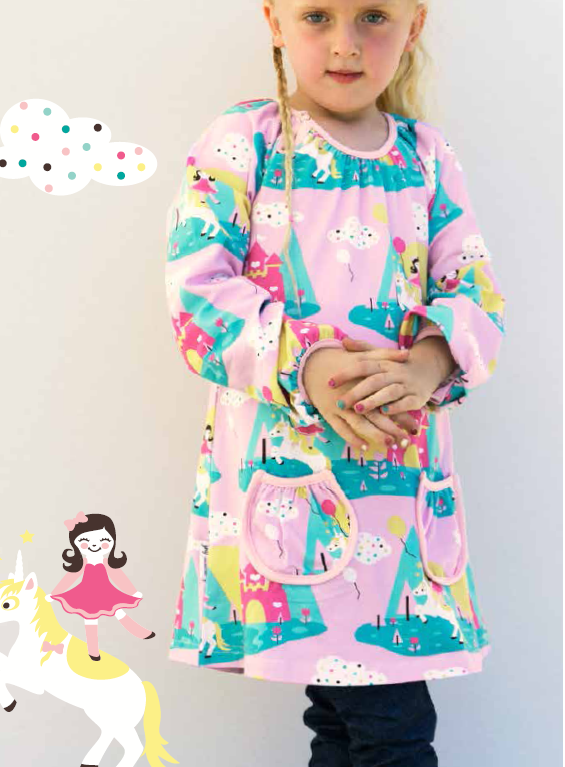 Tuniek Unicorn - JNY Kids
